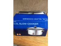 Tesco Slow Cooker