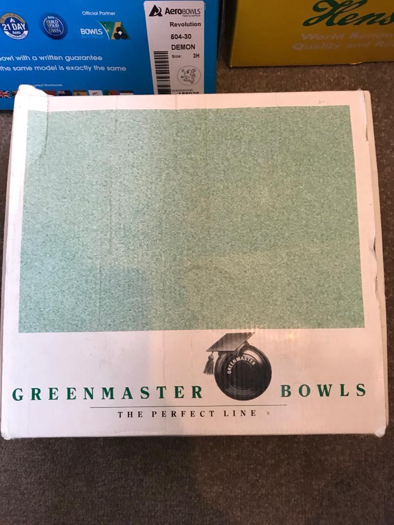 Greenmaster Bowls