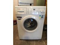 New Model Bosch Classixx 6 1200 Digital Washing Machine with 4 Month Warranty