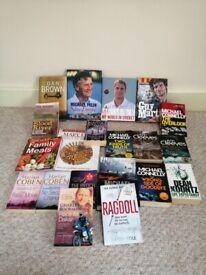 20 Books £6