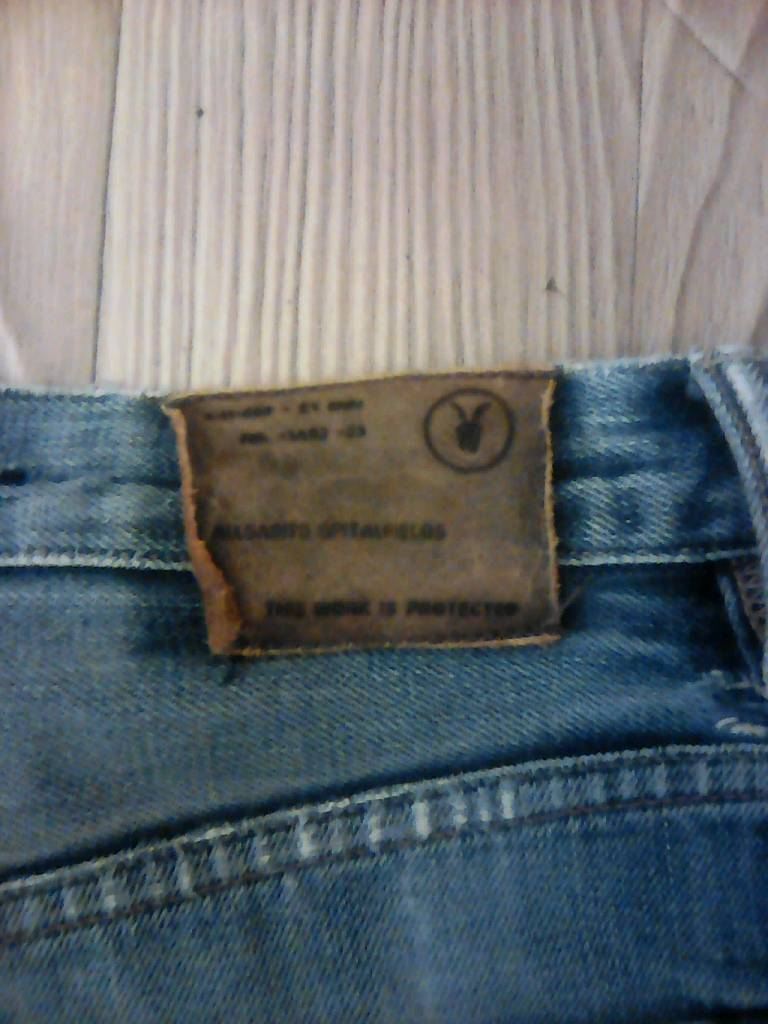 All Saints Mens Jeans W32 L32 Good Condition