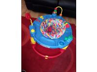 Baby/toddler activity centre
