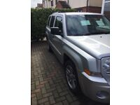 Jeep Patriot 58 plate, great condition