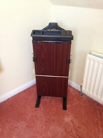 Morphy Richards Trouser Press with cash tray delivers sharp creases