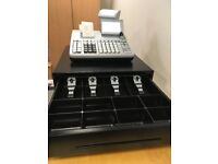 Barely Used, Great Condition Casio SE- S400 Cash Register