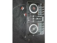 numark mixtrack pro2 it will come with the wire and a aux cable, only been used once