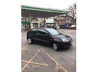 2007 3dr Black Ford Fiesta 1.25 Manual Bargain!!!