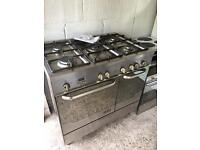 Stainless Steel Newworld Range Cooker All Gas Fully Working Just £125 Sittingbourne
