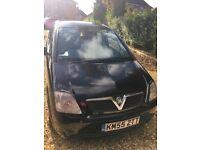 Vauxhall Meriva cdti