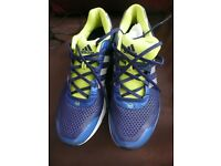 Adidas men's trainers super Nova Glide 5 size 10.5 with the box, worn once as new
