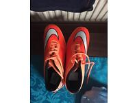 Nike Hypervenom Football boots Size 8 UK NEW