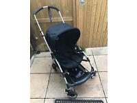 Boogaboo Bee stroller in Black