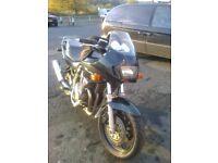 1996 Suzuki Bandit 600S 18K miles, tidy.