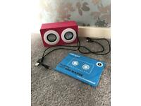 Intempo street mini blaster speaker
