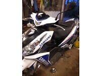 Honda Moped 50cc
