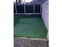 Artificial luxury grass for sale cheap for quick sale