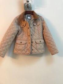 Girls Jasper Conran Beige Jacket