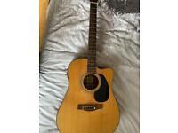 Farida electro acoustic guitar