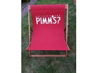 Pimms Deck Chair