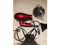 Infiniti Pro Conair Hairdryer (American plug)