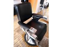 Barbers chairs