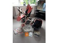 Cosatto ooba travel system pushchair