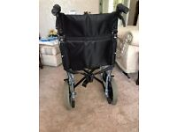 Wheelchair for Sale - Very Good Condition!