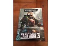 Warhammer 40,000 dark angels codex