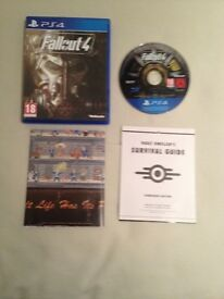 Fallout 4 - PS4 - Immaculate Condition