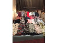 Mixed lot of ladies clothing sizes 16 & 18