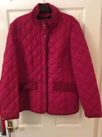 Ladies Joules jacket size 18