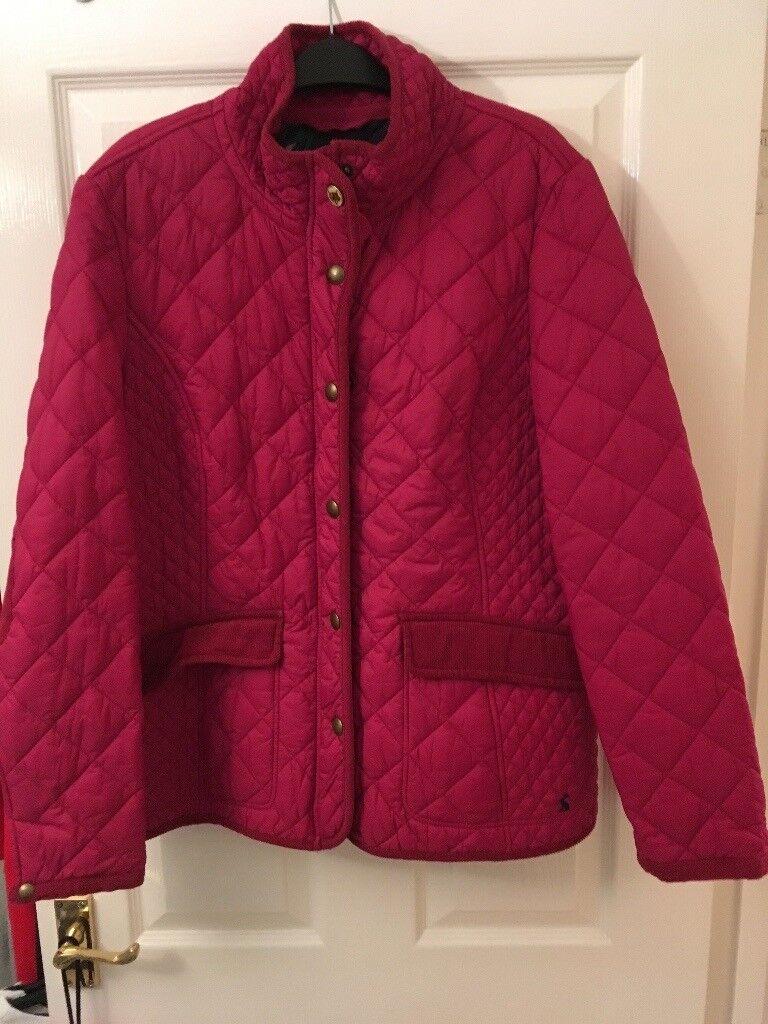 Ladies Joules jacket size 18