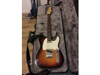 Fender American Elite Telecaster in Sunburst