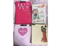 Wife birthday cards