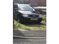 52 plate Audi A6 2.0 Petrol Spares and repairs