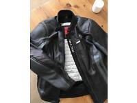 Ladies Richa Motorcycle Jacket Size 10