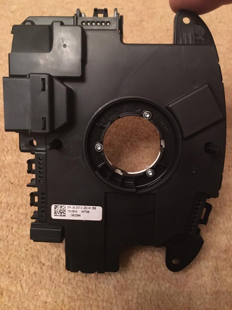 Genuine Vw Steering Wheel Clock Spring 5k0 953 569 C