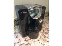 Bosch Tassimo TAS 55xx Hot Drinks and Coffee Machine, 1300 W - Black