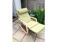 Green Relax Rocking Chair - Almost new