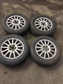 Vw/Audi/Seat/Skoda 16in Alloys 5x100