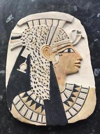 Pharaoh Walk Plaque