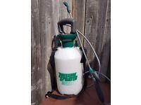 Garden pressure sprayer 5Ltr