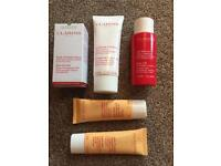 CLARINS PARIS gift set