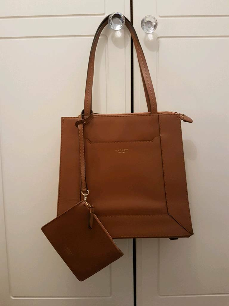Brand new radley Tan Hardwick large tote bag with tags