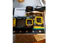 Polaroid ie 090 18mp shock proof underwater tough digital camera