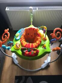 Roarin Rainforest Jumperoo