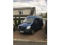 MERCEDES SPRINTER VAN FOR SALE 2.1TD 313CDI MWB High Roof