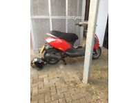 PIAGGIO ZIP 100CC 2007 PERFECTLY WORKING