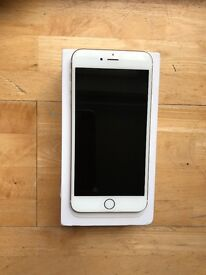 16GB,GOLD, iPhone6 in excelent condition, with box ,charger, headphones.