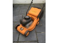 McCulloch XC35 Petrol Lawn Mower (Briggs and Stratton Engine)